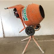 BELLE MINIMIX 150 CONCRETE MIXER - HONDA PETROL - WITH STAND
