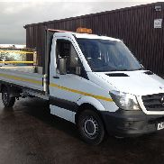 2014/14 MERCEDES-BENZ SPRINTER 313 CDI PICK UP
