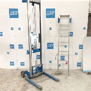 GENIE LIFT GL12 LIFTER/STACKER AND LADDER - 159KG