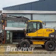 Volvo EW 140 C | Brouwer Machinery