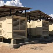 12000 KVA Perkins Containerized Diesel Generator Plant