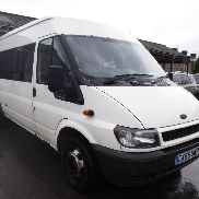 2005 55 reg FORD TRANSIT 17 SITZ DIESEL MINIBUS (DIRECT COUNCIL)