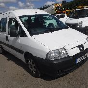 2006 06 reg PEUGEOT EXPERT COMBI 6 SEAT PEOPLE CARRIER