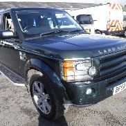 2008 58 reg LAND ROVER DISCOVERY HSE 7 SEATER DIESEL