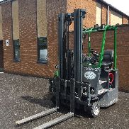 Used Combilift CB2500 4-way forklift