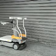 vertikalen Mastes Platform Crown WAVE 50-118