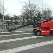 Articulated Platform Manitou 171 AET