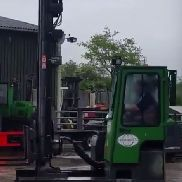 Used Combilift C4000 4-way forklift