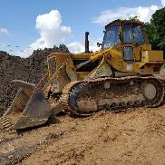 Used Track Loader Hanomag K 12