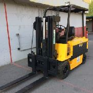 FRONT ELECTRIC FORKLIFT CATERPILLAR MOD F50 USED