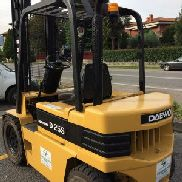 MULETTO USED DIESEL FRONT DAEWOO MOD. D25-2