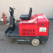 Motor-sweeper used PORTOTECNICA LION 1150MH