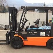 FORKLIFT ELECTRIC FRONT Doosan B50X-5 NEW