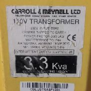 Transformer used CARROLL AND MEYNELL