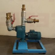 SELF-USED PUMP USED CALPEDA A50-125CE