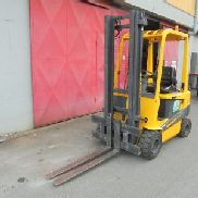 Electric forklift used NUOVA DETAS SE420