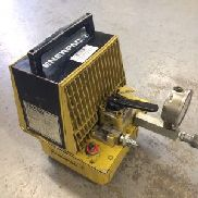 HYDRAULIC PNEUMATIC CENTRAL ENERPAC PAM 1042 DOUBLE USED EFFECT