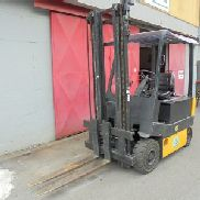 Electric forklift used OM E30N