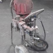 Piston airless pump used