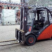 Linde H35D // HH 4620 mm Side slider + tine adjuster