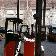 Linde R16 SHD -12 // HH 9500 mm Triplex side slides