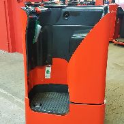 Linde T20 S // 267 hrs Driver's platform * optically technical Top *