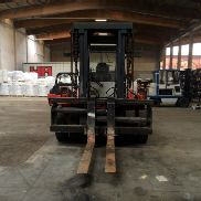 Kalmar DC-8-600 // Tine adjuster + side slider