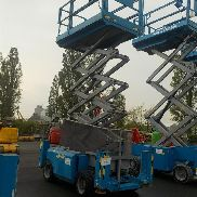Genie GS-3268 // 2026 Std Working height 9800 mm