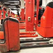 Linde T18 // easy to use battery of 2012