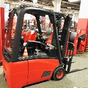 Linde E14-01 // 5602 hrs / HH 4140 mm Sideshift