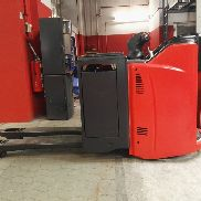 Linde T20 SP // 4314 hours with driver's platform (chariot)