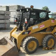 Radlader CAT 232B2