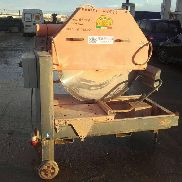 Porcelain saw saw New Mondial Mec mod. Manta TP 1000