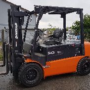 Doosan B50X-5 with a few hours in Top Condition