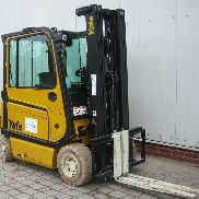 Yale electric four-wheel forklift