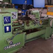 CAZENEUVE lathe with copiers OPTICAL FRENCH _cod. Product: 17967