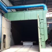 Blast chamber 6000 x 15000mm with filter _cod. Product: 18214