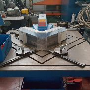 Punching machine with punctuation joint boschert fixed angle _cod. Product: 16989