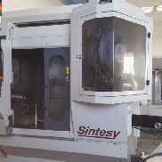 Multitasking CNC Milling Lathe 5 Axis Sintesy Gold TT600 Type Mori _cod. Product: 17508