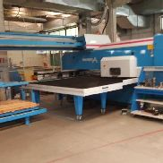 FINN-POWER FUNCTION MACHINE 5 FV, YEAR 2002 75.000 _cod. product: 18600