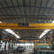 Cranes brought from 5 tons to 10 tons for 15 000mm / 19000mm gauge brands: TECNOMETA 1990/1992 _cod. Product: 18223
