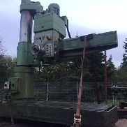 Radial drilling machine Stanko