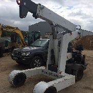 Pickup and Carry crane VALLA A8