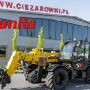 17 m HTL 4017 4x4x4 TELESCOPIC HANDLER 8 UNITS AVAILABLE!