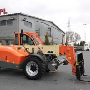 TELESCOPIC LOADER JLG 3513 PS 4x4x4