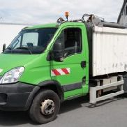 GARBAGE REFUSE TRUCK IVECO 65C17A