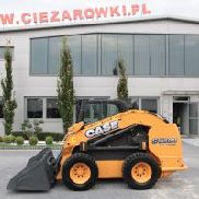 SKID STEER MINI LOADER CASE SV 300 RIDE CONTROL 1000 MTH