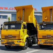 Kamaz 6540 8×4 BACKSIDE TIPPER 2 UNITS AVAILABLE!