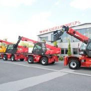 ROTARY TELESCOPIC LOADERS