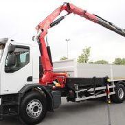 RENAULT PREMIUM 6×4 / CRANE FASSI F170A.24 – 7.5 tons / 20 europalets
